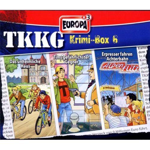 Tkkg - Tkkg Krimi-Box 06 - Preis vom 20.10.2020 04:55:35 h