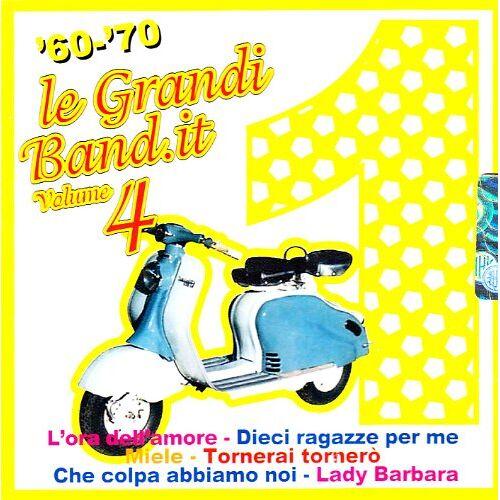 Vari-Le Grandi Band. - Le Grandi Band.It Vol.4 CD 1 - Preis vom 14.01.2021 05:56:14 h