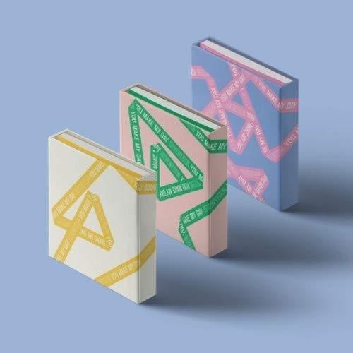 Seventeen - You Make My Day -CD+Book- - Preis vom 18.04.2021 04:52:10 h