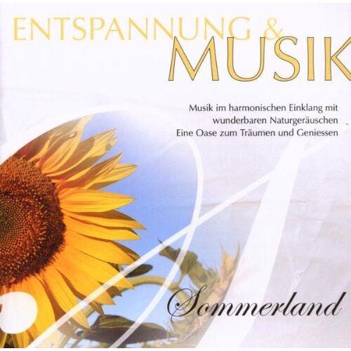 Various - Entspannung & Musik-Sommerland - Preis vom 10.05.2021 04:48:42 h