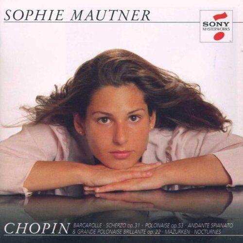 Sophie Mautner - Sophie Mautner spielt Chopin - Preis vom 03.05.2021 04:57:00 h