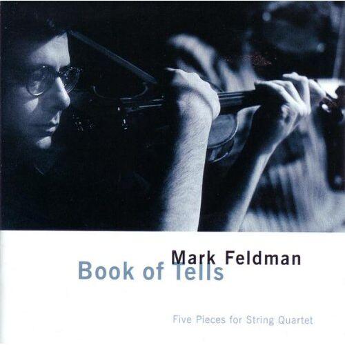Mark Feldman - Book of Tells - Preis vom 21.01.2021 06:07:38 h