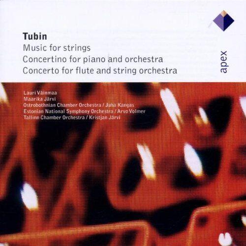 Järvi - Piano,Flute & String Concertos - Preis vom 15.05.2021 04:43:31 h
