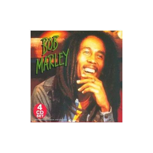 Bob Marley - Bob Marley 4 CD Set - Preis vom 20.10.2020 04:55:35 h