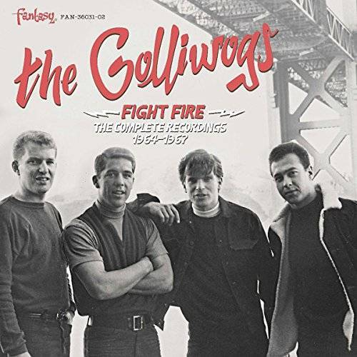 the Golliwogs - Fight Fire: The Complete Recordings (1964-1967) - Preis vom 27.02.2021 06:04:24 h