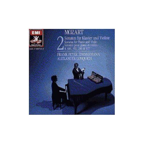 F.P. Zimmermann - Violinsonat.KV 296,302,306,377 - Preis vom 23.01.2021 06:00:26 h