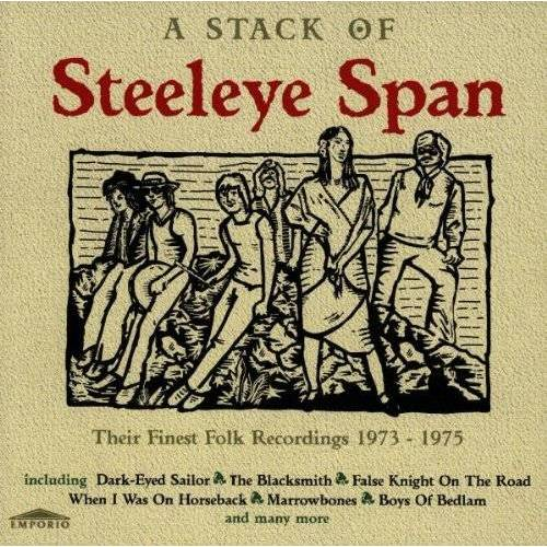 Steeleye Span - A Stack of Steeleye Span - Preis vom 28.02.2021 06:03:40 h