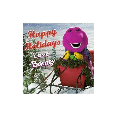 Barney - Happy Holidays Love Barney - Preis vom 18.10.2020 04:52:00 h
