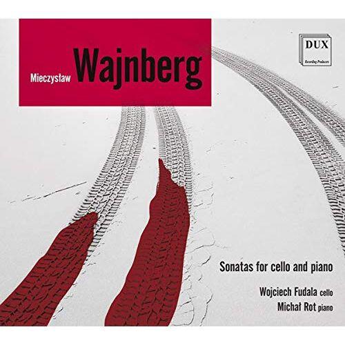 Wojciech Fudala (Cello) - Weinberg: Sonaten für Cello & Klavier - Preis vom 20.10.2020 04:55:35 h