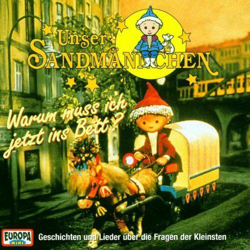 Sandmännchen - Sandmännchen-Warum Muss Ich J - Preis vom 24.01.2020 06:02:04 h