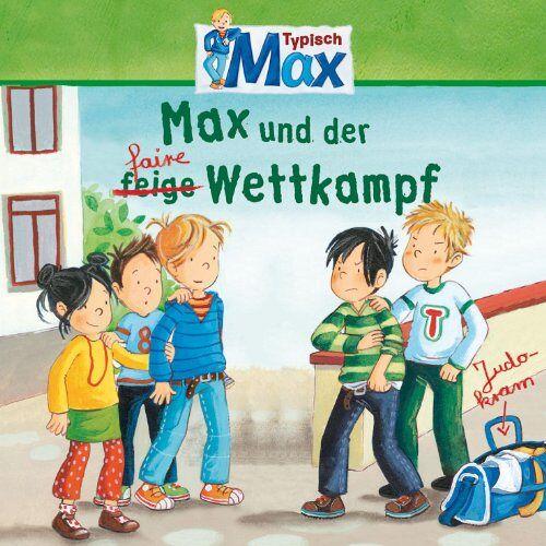 Max - 13: Max und der Faire Wettkampf - Preis vom 04.09.2020 04:54:27 h