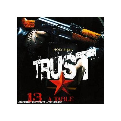 Trust - 13 a Table - Preis vom 26.03.2020 05:53:05 h