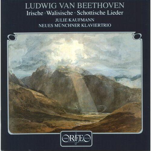 Kaufmann - Irische - Walisische - Schottische Lieder - Preis vom 14.04.2021 04:53:30 h
