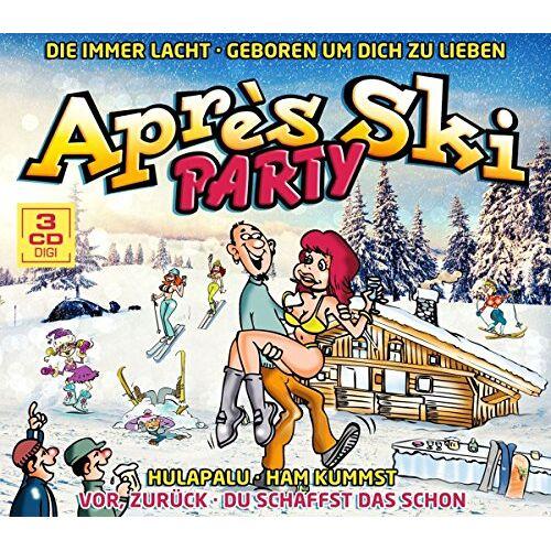 Various - Après Ski Party (inkl. Hulapalu, Ham kummst, Du schaffst das schon, uvm.) - Preis vom 18.10.2020 04:52:00 h