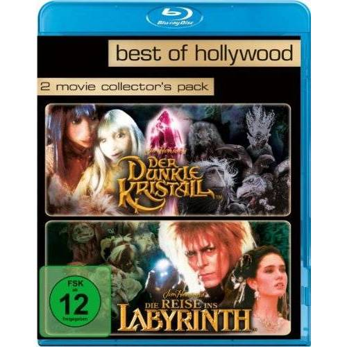 - Best of Hollywood - 2 Movie Collector's Pack 11 (Der dunkle Kristall / Die Reise ins Labyrinth) [Blu-ray] - Preis vom 12.05.2021 04:50:50 h