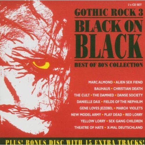 Various - Gothic Rock Vol.3-Best of 80's - Preis vom 23.02.2021 06:05:19 h