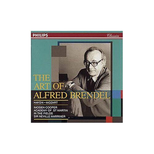 Alfred Brendel - Brendel-Edition Vol.1 - Preis vom 27.02.2021 06:04:24 h