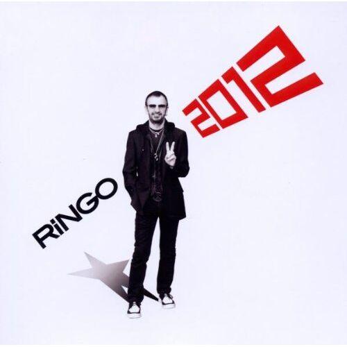 Ringo Starr - Ringo 2012 (CD Plus DVD) - Preis vom 20.10.2020 04:55:35 h