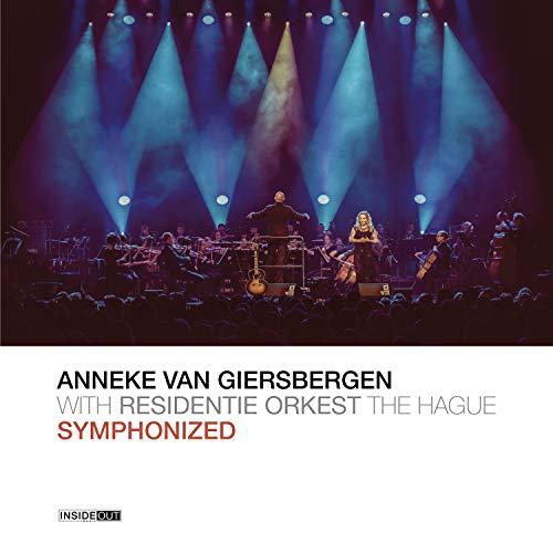 Anneke Van Giersbergen - Symphonized (Ltd. CD Digipak) - Preis vom 28.02.2021 06:03:40 h