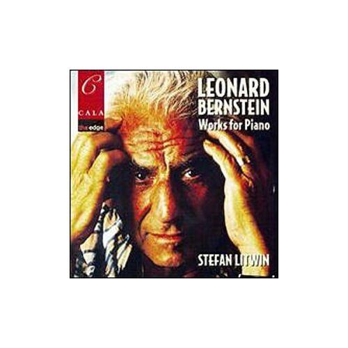Stefan Litwin - Bernstein Klavierwerke - Preis vom 21.10.2020 04:49:09 h