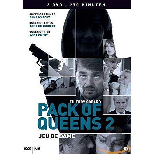 - DVD - Pack Of Queens 2 (1 DVD) - Preis vom 21.01.2021 06:07:38 h