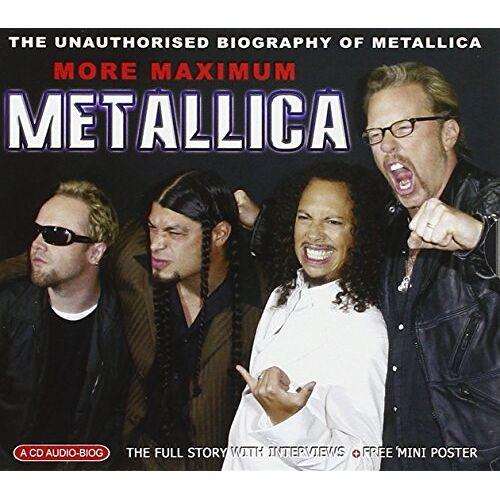 Metallica - More Maximum Metallica - Preis vom 09.05.2021 04:52:39 h