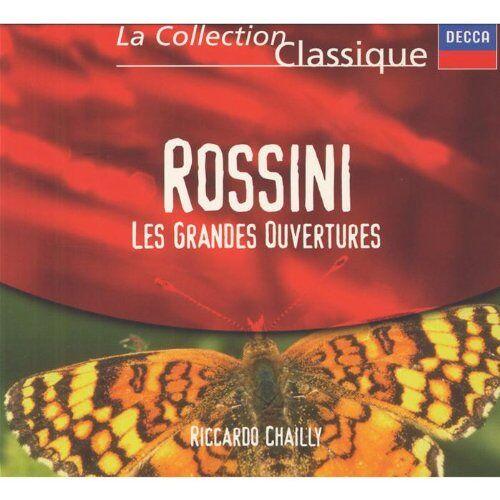 Rossini - Rossini/Ouvertures - Preis vom 20.10.2020 04:55:35 h