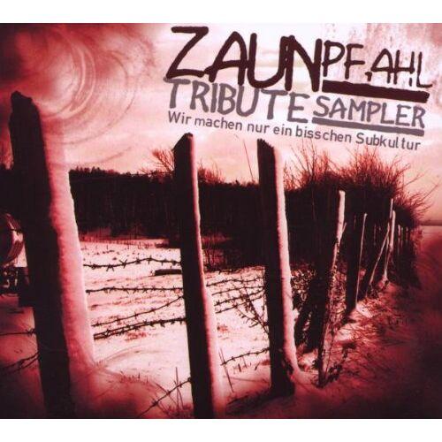 Various - Zaunpfahl Tribut Sampler - Preis vom 11.05.2021 04:49:30 h