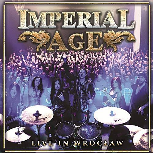 Imperial Age - Live in Wroclaw - Preis vom 18.04.2021 04:52:10 h