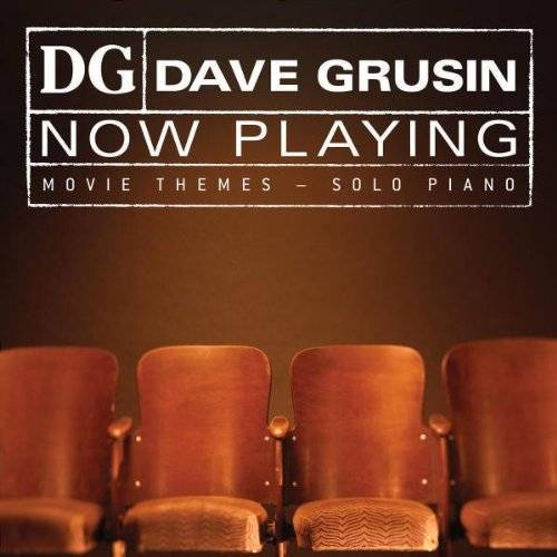 Dave Grusin - Now Playing: Movie Themes - Solo Piano - Preis vom 25.01.2021 05:57:21 h