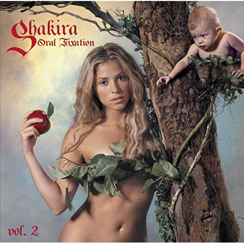 Shakira - Vol.2-Oral Fixation - Preis vom 17.01.2020 05:59:15 h