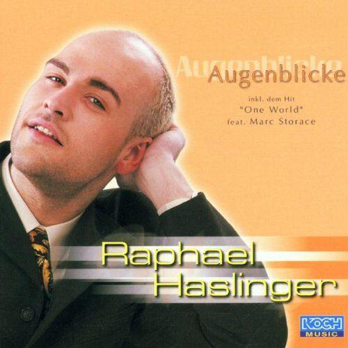 Raphael Haslinger - Augenblicke - Preis vom 10.04.2021 04:53:14 h