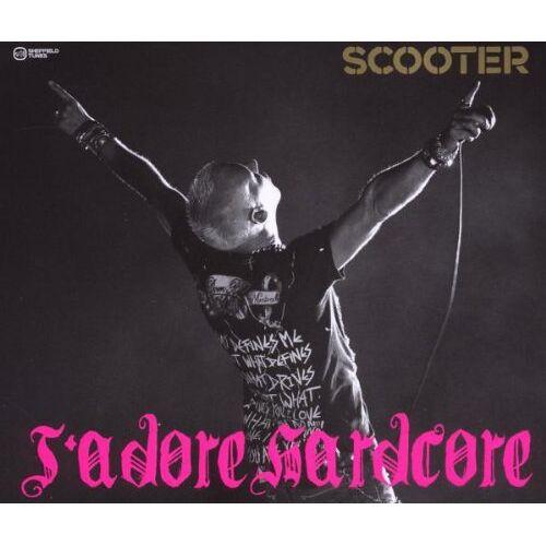Scooter - J'adore Hardcore - Preis vom 18.10.2020 04:52:00 h