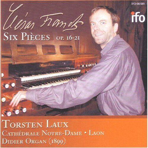 Torsten Laux - Six Pieces - Preis vom 05.09.2020 04:49:05 h