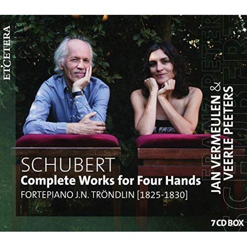Jan Vermeulen - Werke Für Klavier zu Vier Händen (Ga) - Preis vom 04.09.2020 04:54:27 h