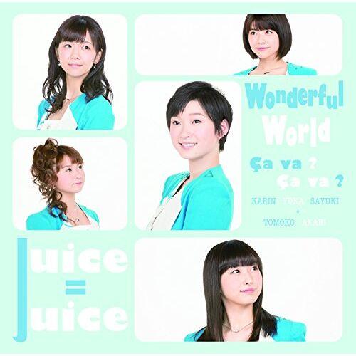 Juice=juice - Wonderful World/Ca Va? Ca Va? - Preis vom 03.03.2021 05:50:10 h