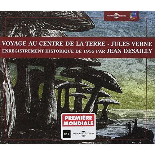 Jean Desailly - Voyage au Centre de la Terre-par Jean - Preis vom 18.04.2021 04:52:10 h