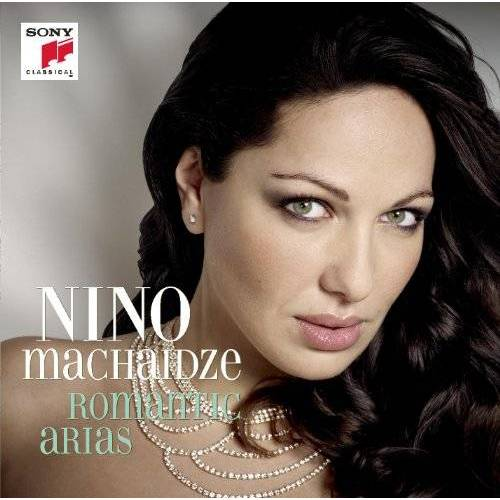 Nino Machaidze - Romantic Arias - Preis vom 13.04.2021 04:49:48 h