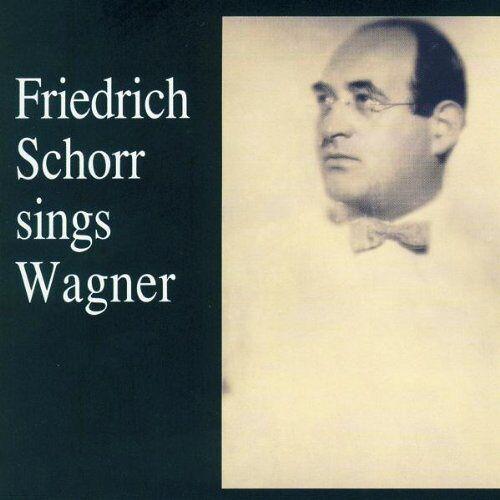 Schorr - Schorr Singt Wagner - Preis vom 24.02.2021 06:00:20 h
