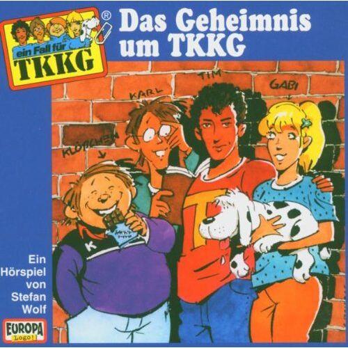 Tkkg - Ein Fall für TKKG - Das Geheimnis um TKKG - Preis vom 07.03.2021 06:00:26 h
