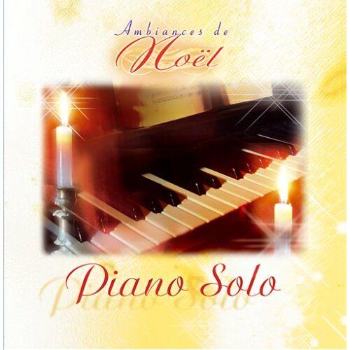 AMBIANCES DE NOEL - PIANO SOLO [FR Import] - Preis vom 09.04.2021 04:50:04 h