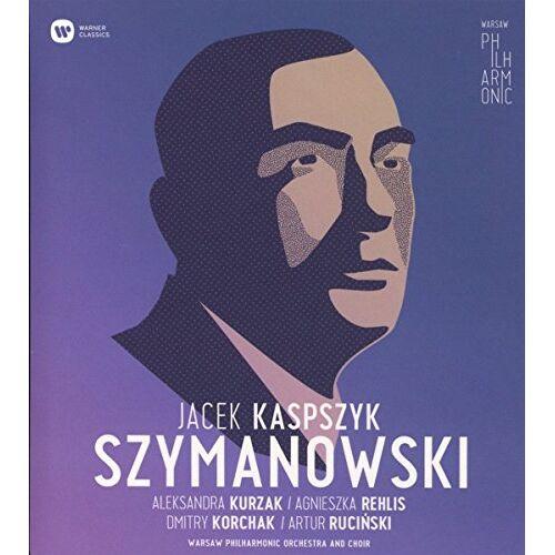 Jacek Kaspszyk - Szymanowski - Preis vom 14.05.2021 04:51:20 h
