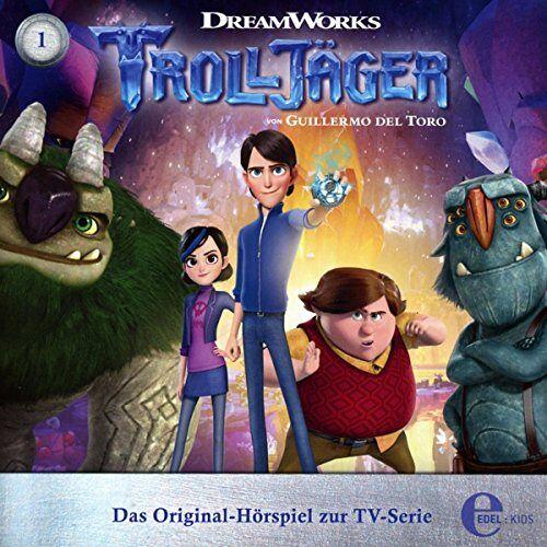 Trolljäger - Folge 1: Das Amulett - Das Original-Hörspiel zur TV-Serie - Preis vom 22.04.2021 04:50:21 h
