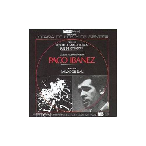 Paco Ibanez - Paco Ibanez / Vol.1 - Preis vom 05.09.2020 04:49:05 h