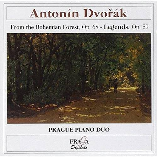 Prager Piano Duo - From the Bohemian Forest/Legends - Preis vom 28.02.2021 06:03:40 h