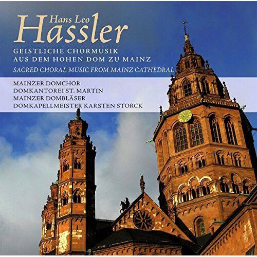 Mainzer Domchor - Geistliche Chormusik aus dem Mainzer Dom - Preis vom 11.05.2021 04:49:30 h