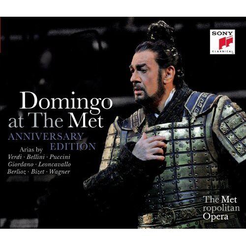 Placido Domingo - Placido Domingo at the Met - Preis vom 11.05.2021 04:49:30 h
