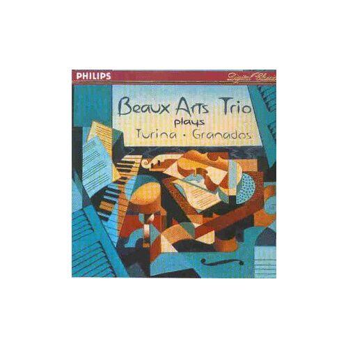 Beaux Arts Trio - Klaviertrios 1+2/Klaviertrio - Preis vom 20.10.2020 04:55:35 h