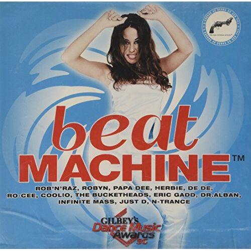 Gilbey'S Dance Music Awards - Beat Machine - Preis vom 09.04.2021 04:50:04 h
