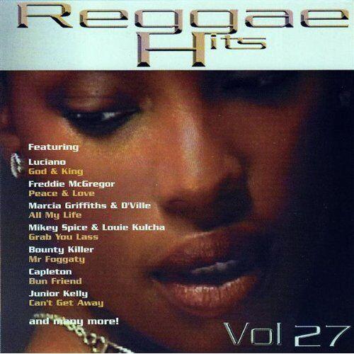 Va-Reggae Hits - Vol. 27-Reggae Hits - Preis vom 18.10.2020 04:52:00 h